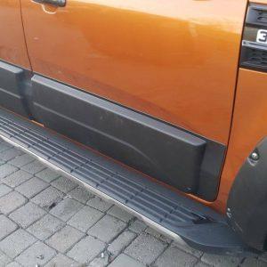 2015 sonrası ford ranger için gövde (kapı) koruma