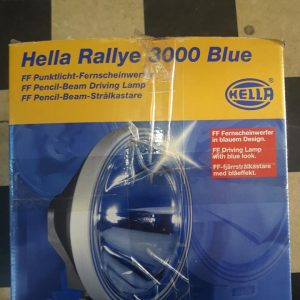 Hella Rally 3000 blue