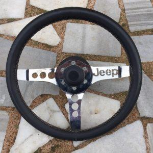 Jeep Cj Direksiyon Simidi Sıfır Gibi