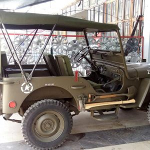 Willys mb komple tente