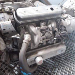 1991 model GM 350 chevrolet motoru ve 400 şanzuman