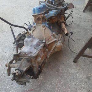 4.2 Motor 4 Ileri Şanzıman