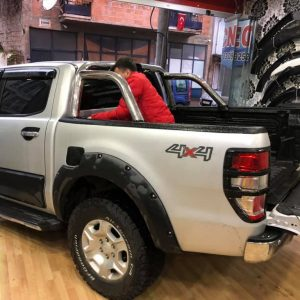 Ford Ranger Roll Bar Demiri
