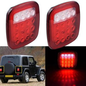 JEEP CJ LED STOP TAKIMI