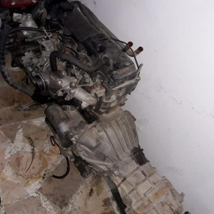 hilux'tan çıkma,  2.4 dizel 2L kodlu motor, şanzuman
