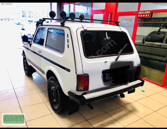 FİKİR ARIYORUM Tata xenon4*4 mü yoksa Lada Niva mı Suzuki mi?