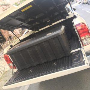 pick-up kamyonet offroad çantası