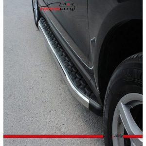 Audi Q7 Blackline Yan Koruma Krom 2006 ve Sonrası