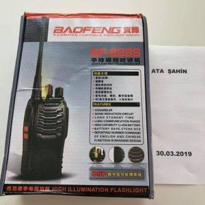 BAOFENG BF 888S 2 ADET
