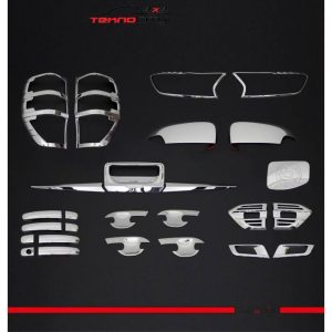 FORD RANGER ABS KROM SET
