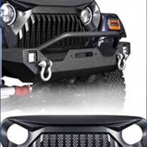 Jeep wrangler on panjur sifir kullanilmamis