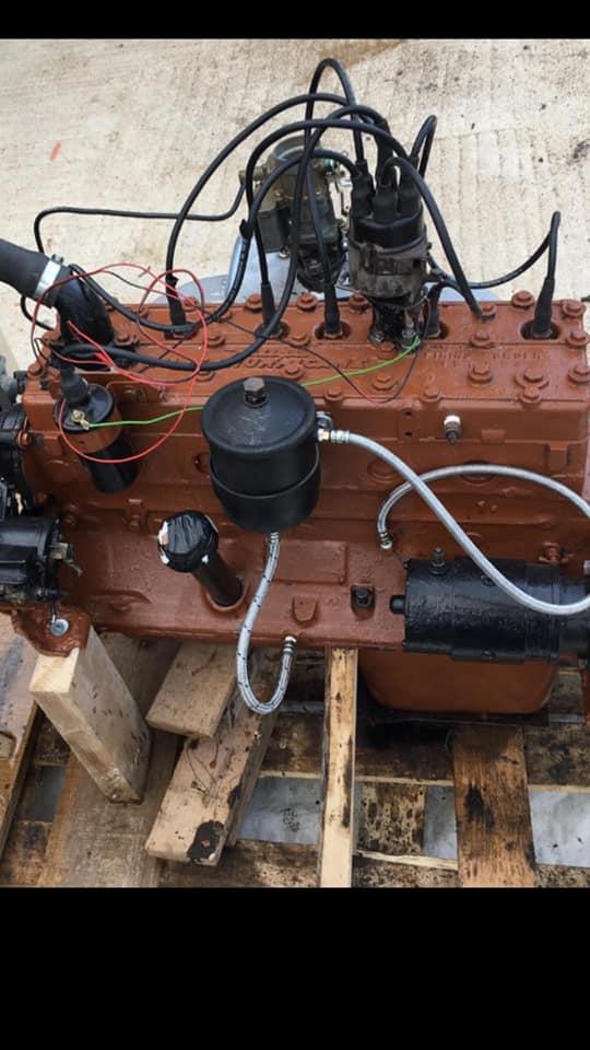 süper harikan 6 silindir motor