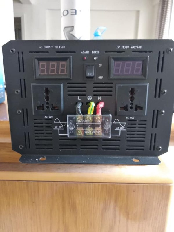 5000w inverter 24 v220v