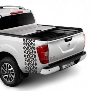 Bf goodrich All Terrain KO2 Lastik İzi Sticker
