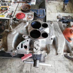 GM 350 V8 Emme Manifoldu