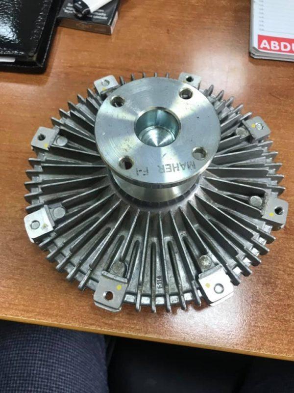 Mitsubishi L200 Fan Termiği