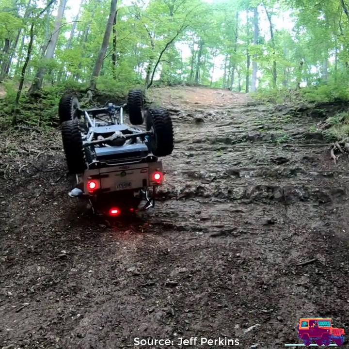 Most Jeep Roll Over Compilation izle