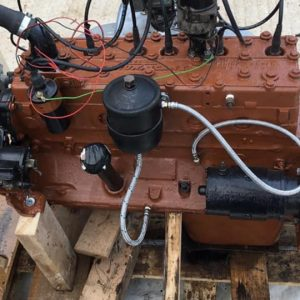 willıs turuck 6 silindir motor