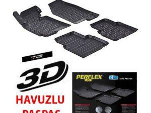 3D HAVUZLU PASPAS TAKIMI Aracınıza Özel Şok Fiyat !!!