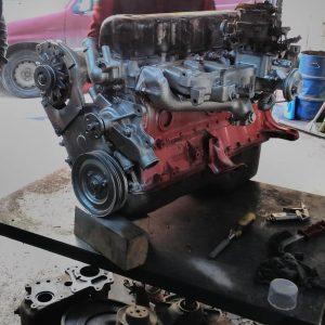 Cj motor 4.2 calisir durumda