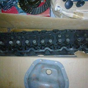jeep cj 4.2 silindir kapağı çıplak orjinal sıfır   [gizlenmiş bilgi]