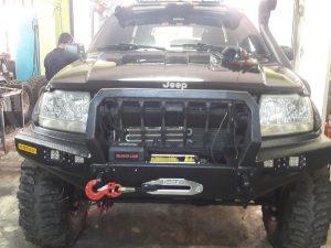 jeep wj çelik tampon