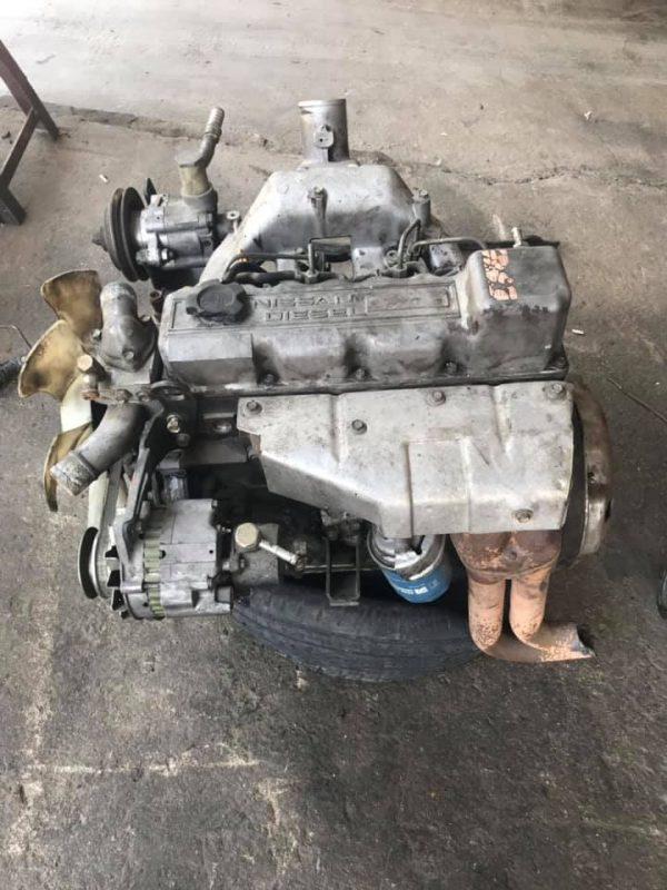 Bd30 motor 3000 dizel çok iyi durumda tam dolu