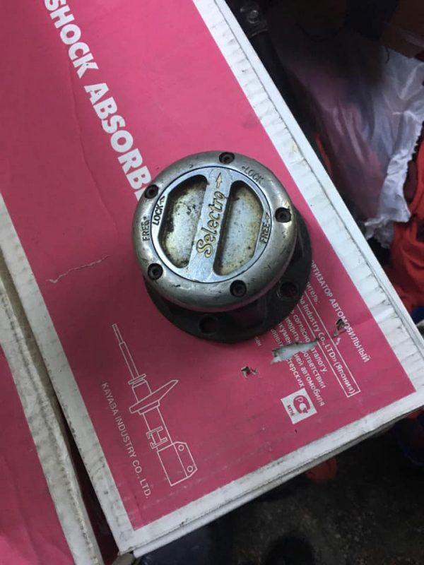 CJ--8 için selectro marka doğalmatik ( hubs )