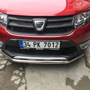 Dacia Sandero Ön Koruma Tekli
