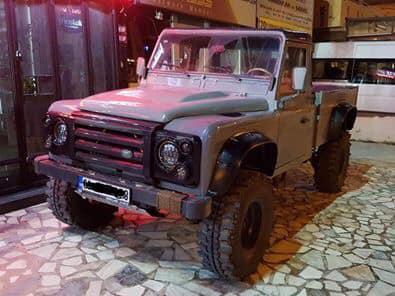 Defender Spectre Dodik
