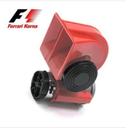 F1 Ferrari Korna 12 Volt Carub