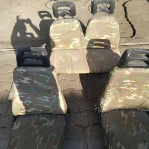 Jeep Koltuk Seti
