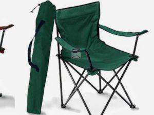 Kamp sandalyesi . Katlanir saldalye