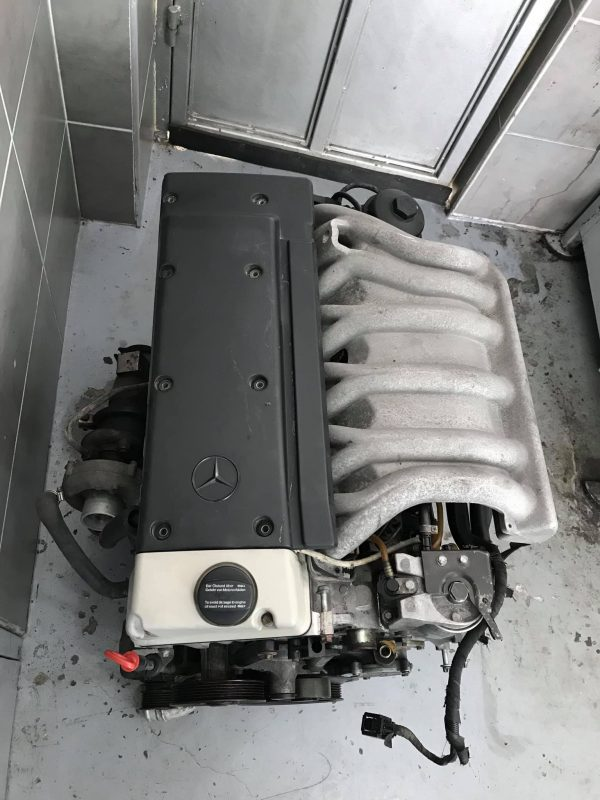 Om 606 Motor