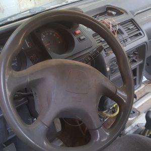Pajero direksiyon airbag sargı