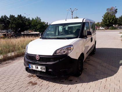 2016 Fiat Doblo 1.6 Multijet Hasar Kayıtsız