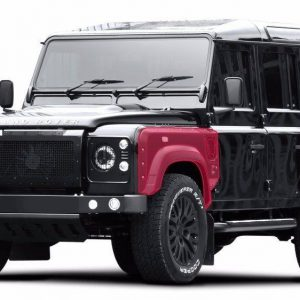 Defender Kahn Body Kit - Kampanya