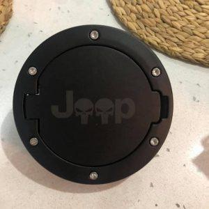 Jeep depo kapağı