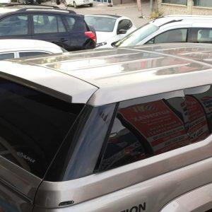 Alpha ithal kabin Nissan Navara yeni kasa