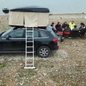 Araç üstü çadır yazlık kışlık
