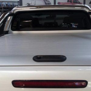 Toyota Hilux orijinal rollbarlı sürgülü kapak