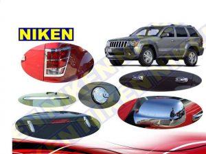 jeep grand cherokee 2006-2010 full krom set