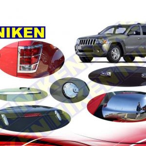 jeep grand cherokee 2006-2010 full krom set
