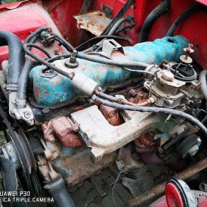 1979 CJ5 4200CC MOTOR SIFIR AYARINDA