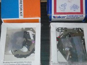 DODGE S100 D200 Amerikan malı tek ve çift boğaz Karbüratör tamir takımı adet fiyatı 250tl.
