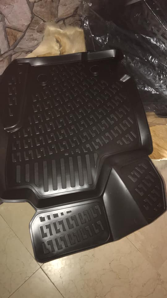 Duster yeni kasa 4x4 havuz paspas