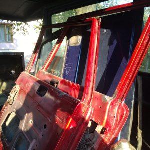 Jeep cj 8 kapılar
