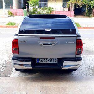 Toyota Hilux Camlı Kabin