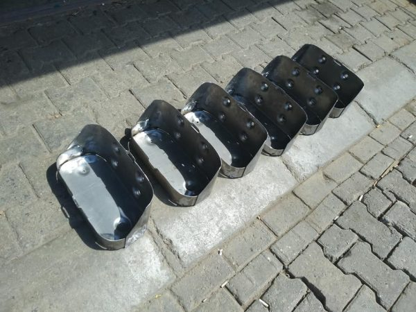 Yedek Benzin Taşıyıcı
