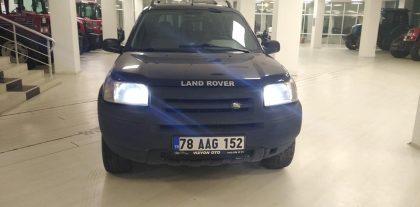 2000 model land rover
